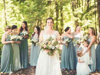 The wedding of Kathleen and Josh