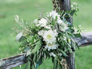 Amanda and Brandon's Wedding in Fletcher, North Carolina 3