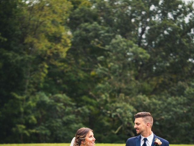Jaymee and Justin's Wedding in Hackettstown, New Jersey 3