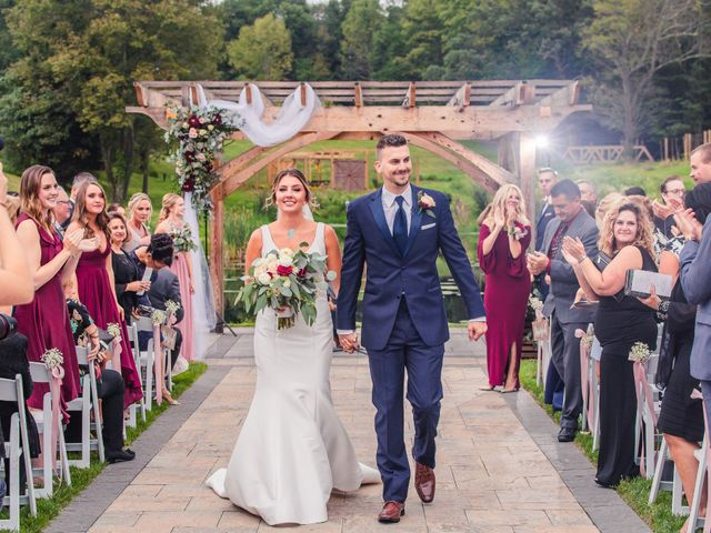Jaymee and Justin's Wedding in Hackettstown, New Jersey 9