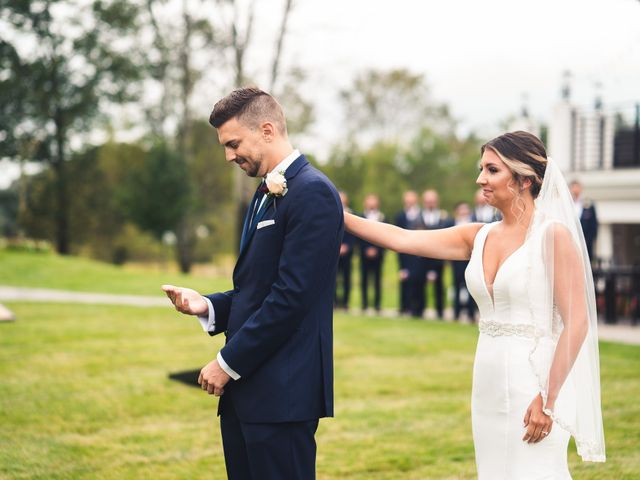 Jaymee and Justin's Wedding in Hackettstown, New Jersey 4