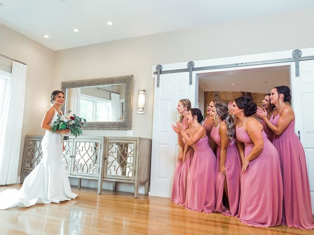 Jaymee and Justin's Wedding in Hackettstown, New Jersey 8