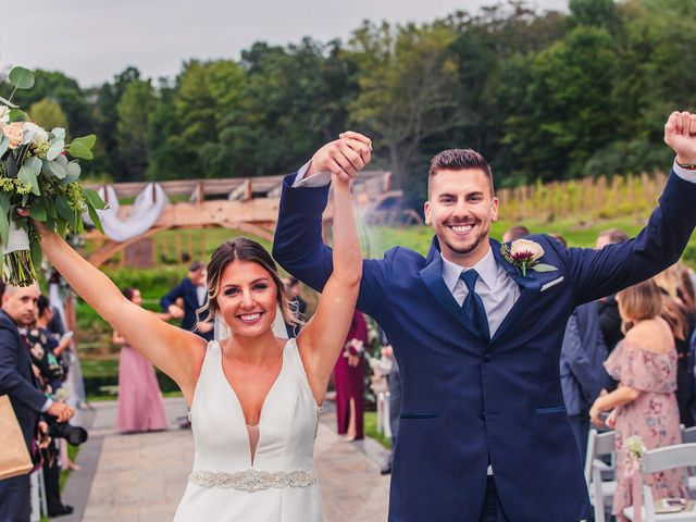 Jaymee and Justin's Wedding in Hackettstown, New Jersey 1