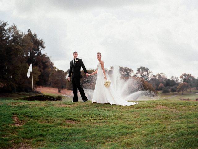 Dan and Melissa's Wedding in Malvern, Pennsylvania 7