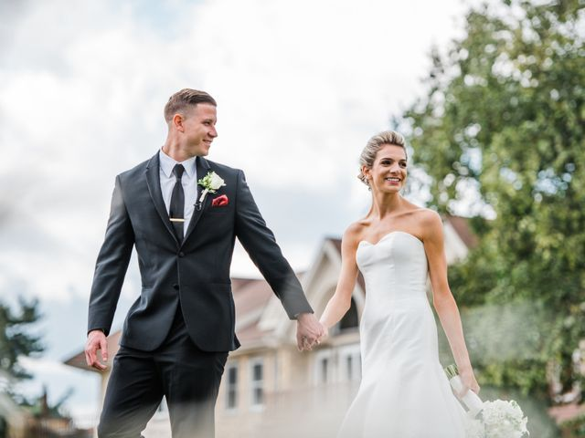 Dan and Melissa's Wedding in Malvern, Pennsylvania 10