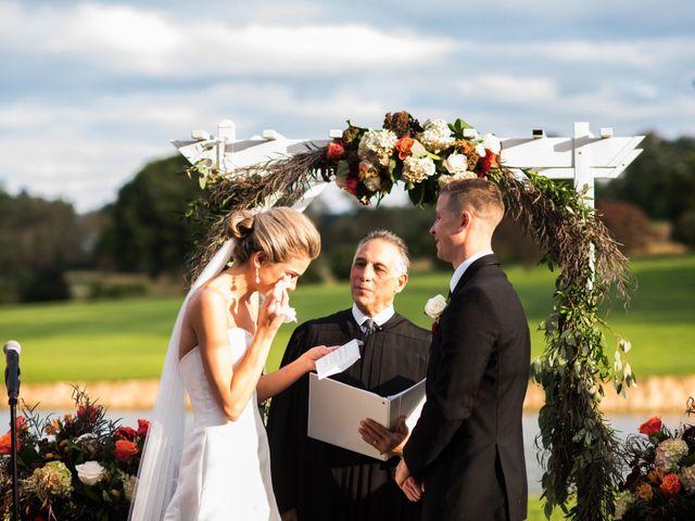 Dan and Melissa's Wedding in Malvern, Pennsylvania 1