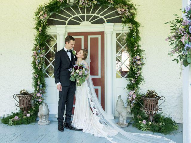 Ericca and John's Wedding in Boyce, District of Columbia 4