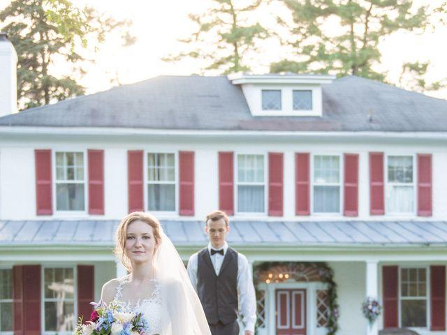 Ericca and John's Wedding in Boyce, District of Columbia 5