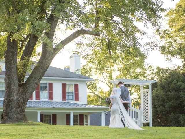 Ericca and John's Wedding in Boyce, District of Columbia 7