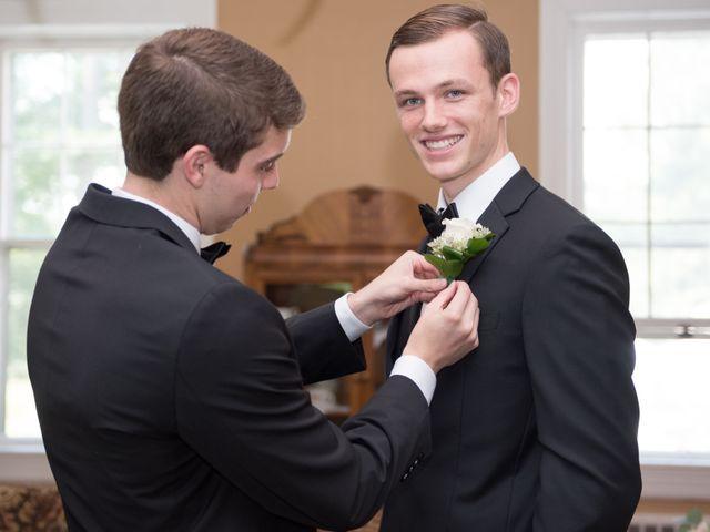 Ericca and John's Wedding in Boyce, District of Columbia 9