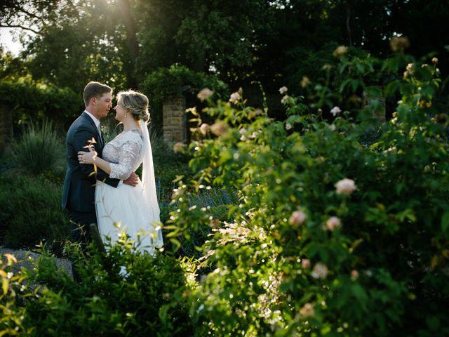 The wedding of Miranda and Sean