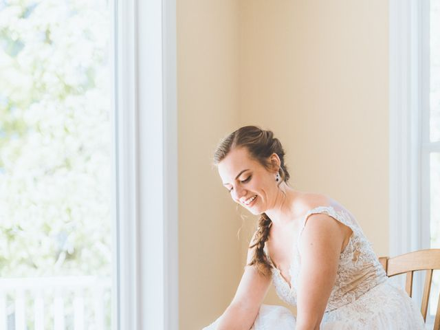 Josh and Kathleen's Wedding in Traverse City, Michigan 14