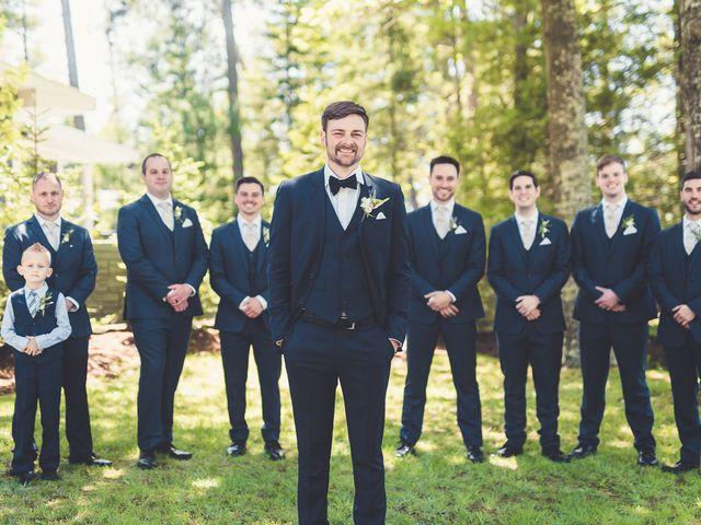 Josh and Kathleen's Wedding in Traverse City, Michigan 19