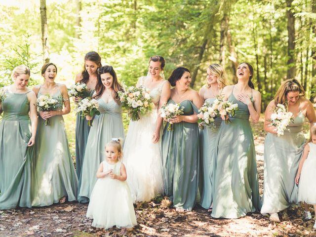 Josh and Kathleen's Wedding in Traverse City, Michigan 20