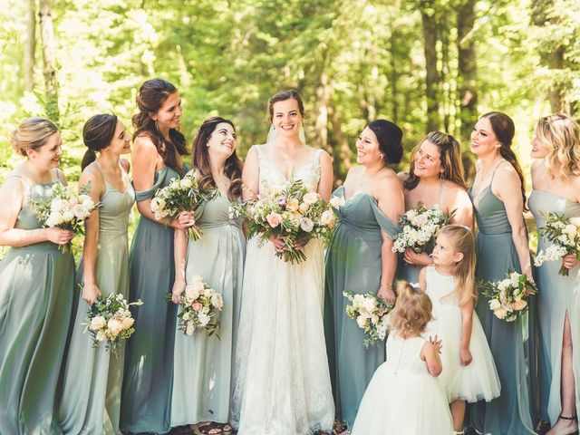 Josh and Kathleen's Wedding in Traverse City, Michigan 21