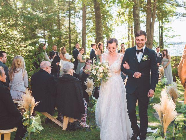 Josh and Kathleen's Wedding in Traverse City, Michigan 24