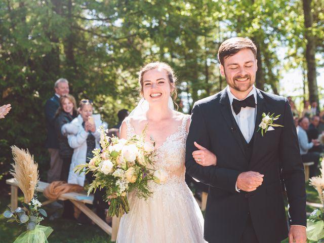 Josh and Kathleen's Wedding in Traverse City, Michigan 25