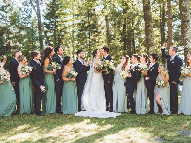 Josh and Kathleen's Wedding in Traverse City, Michigan 27