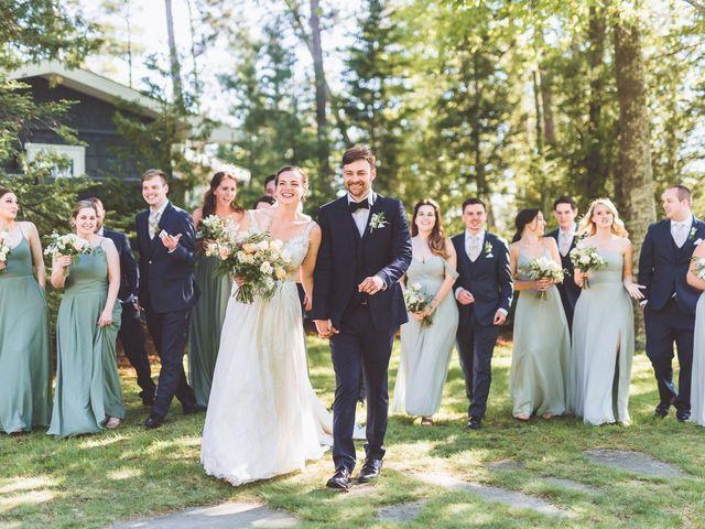 Josh and Kathleen's Wedding in Traverse City, Michigan 29