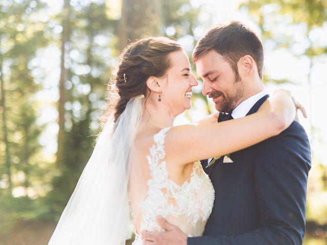 Josh and Kathleen's Wedding in Traverse City, Michigan 1