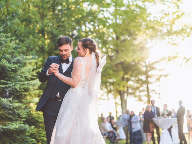 Josh and Kathleen's Wedding in Traverse City, Michigan 35
