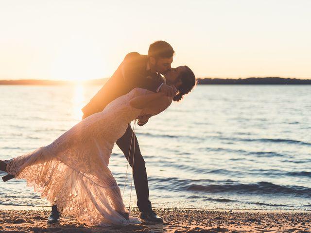 Josh and Kathleen's Wedding in Traverse City, Michigan 41
