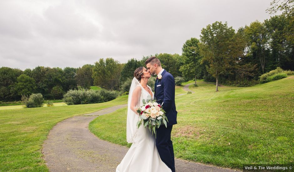Jaymee and Justin's Wedding in Hackettstown, New Jersey