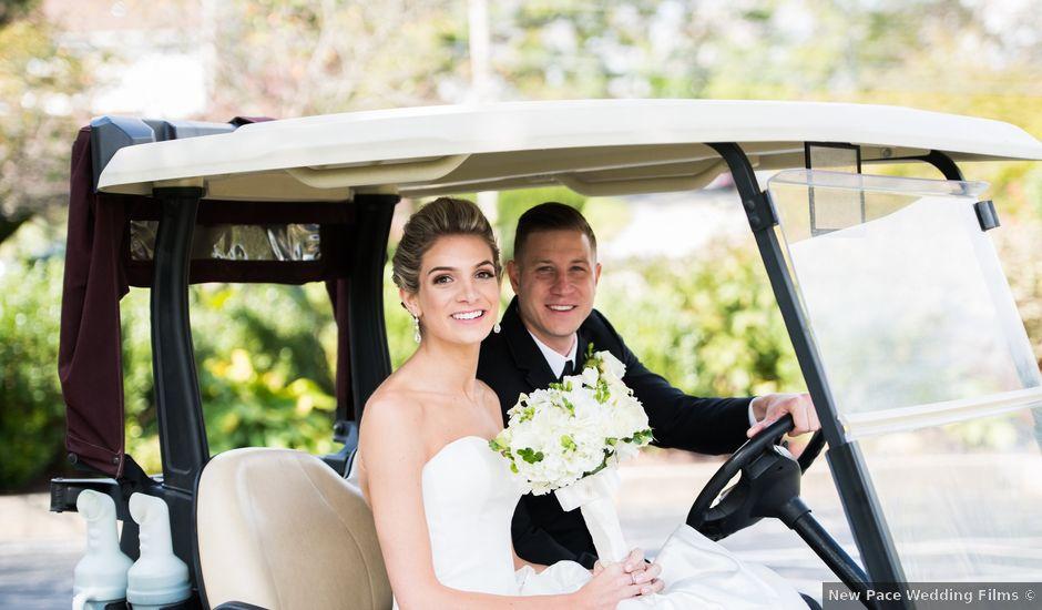 Dan and Melissa's Wedding in Malvern, Pennsylvania