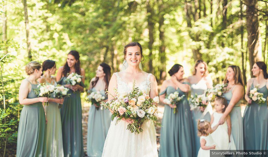 Josh and Kathleen's Wedding in Traverse City, Michigan