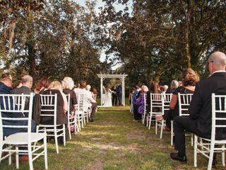 Kurt and Eve's Wedding in Thomasville, Florida 3