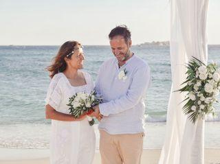 The wedding of Lorain and Sperantzo 1