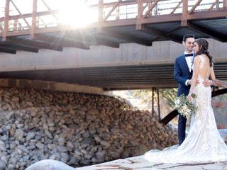 The wedding of Andrew and McKenzi 1
