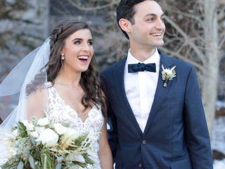 The wedding of Andrew and McKenzi