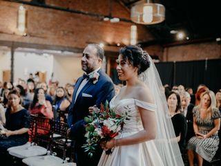 The wedding of Judith and Corey 2