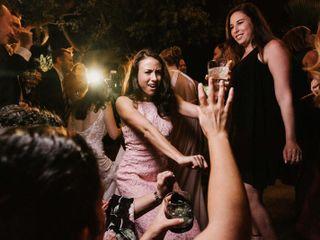 The wedding of Kim and Stephen 2