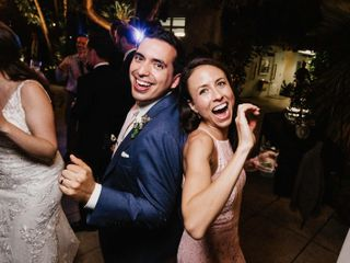 The wedding of Kim and Stephen 3
