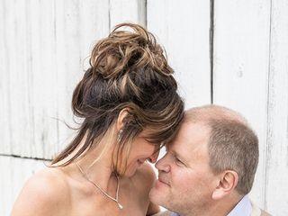 The wedding of Melinda and Matthew 3