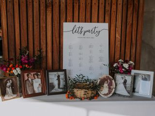 The wedding of Lucy and Trevor 3