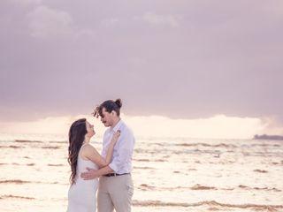 The wedding of Kurt and Heather 2