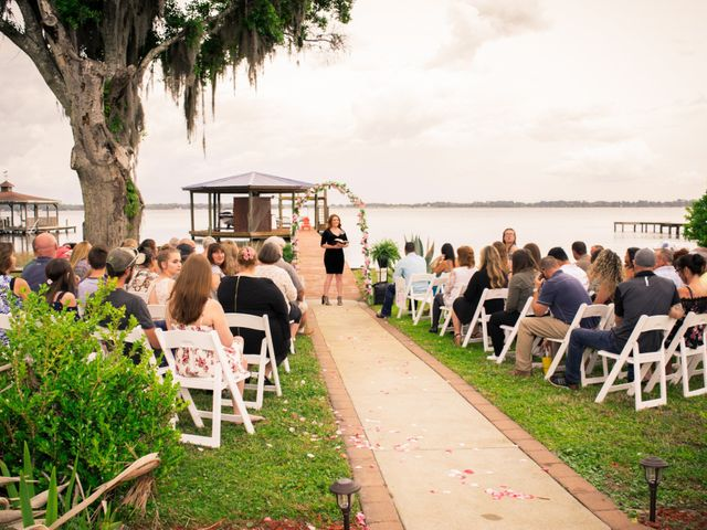 Holly and Don's Wedding in Starke, Florida 3
