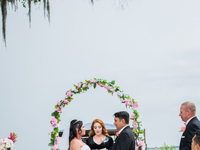 Holly and Don's Wedding in Starke, Florida 6