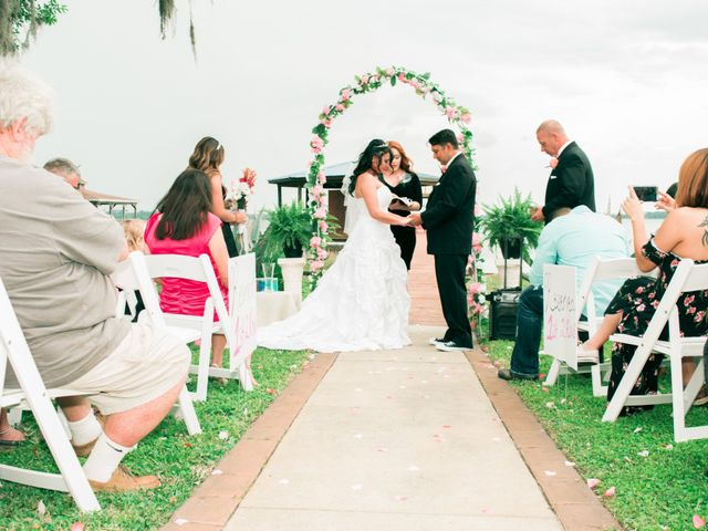 Holly and Don's Wedding in Starke, Florida 8