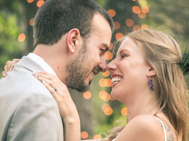 The wedding of Jenna and Adam