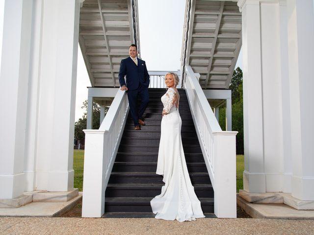 Kurt and Eve's Wedding in Thomasville, Florida 1