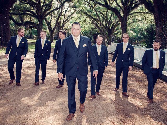 Kurt and Eve's Wedding in Thomasville, Florida 2