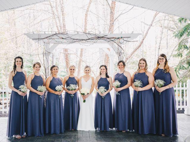 Luke and Brooke's Wedding in Buffalo, New York 3
