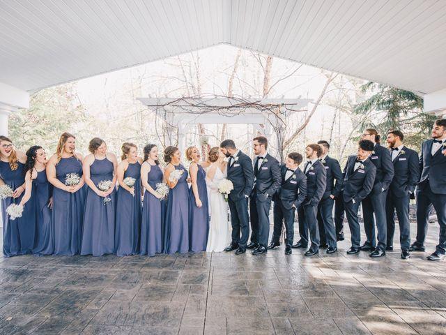 Luke and Brooke's Wedding in Buffalo, New York 2