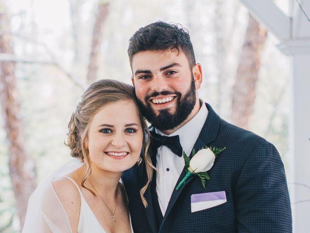 Luke and Brooke's Wedding in Buffalo, New York 6