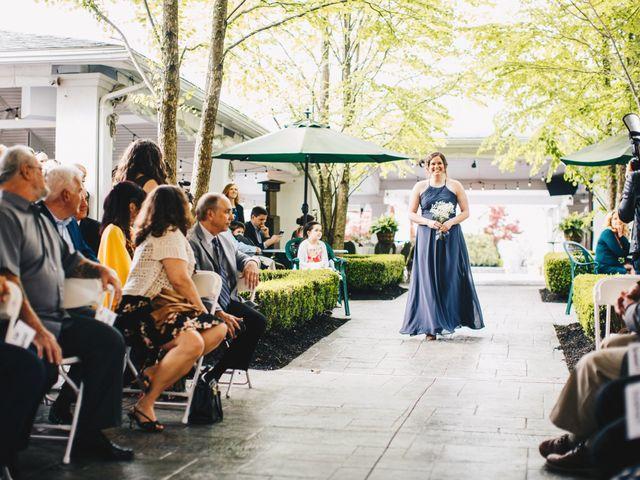Luke and Brooke's Wedding in Buffalo, New York 11