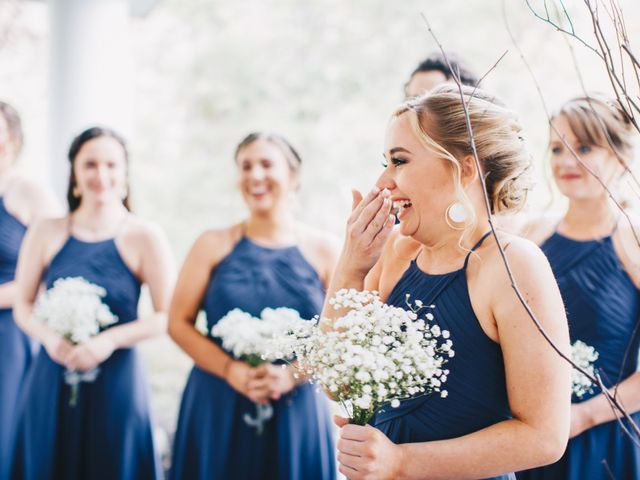 Luke and Brooke's Wedding in Buffalo, New York 13